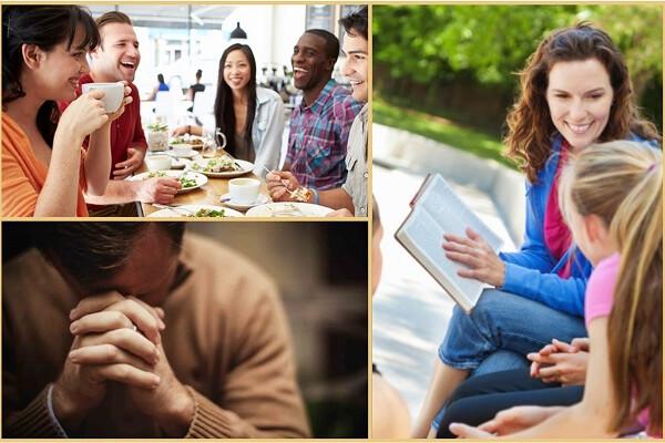 Good News, Healing, and Prayer