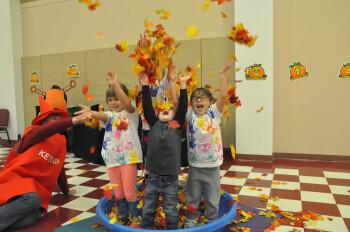 Preschool Fall Festival
