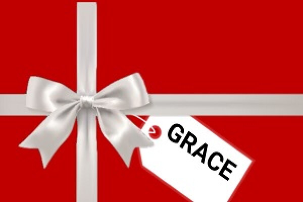 Grace is the Answer