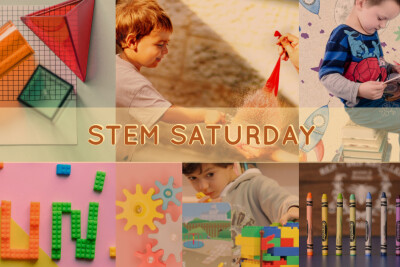 STEM Preschool Saturday