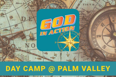 Day Camp @ Palm Valley | June 17-21
