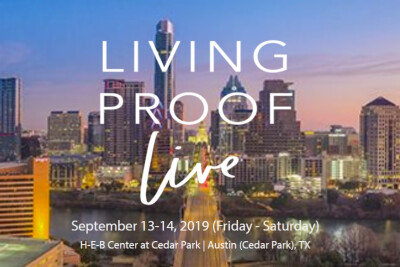 Beth Moore | Living Proof | September 13
