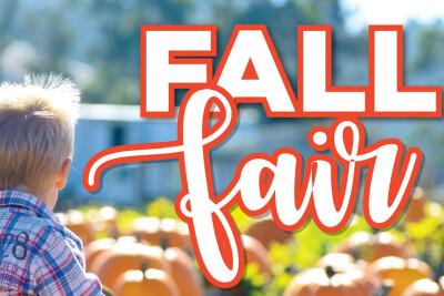 Fall Fair | September 25