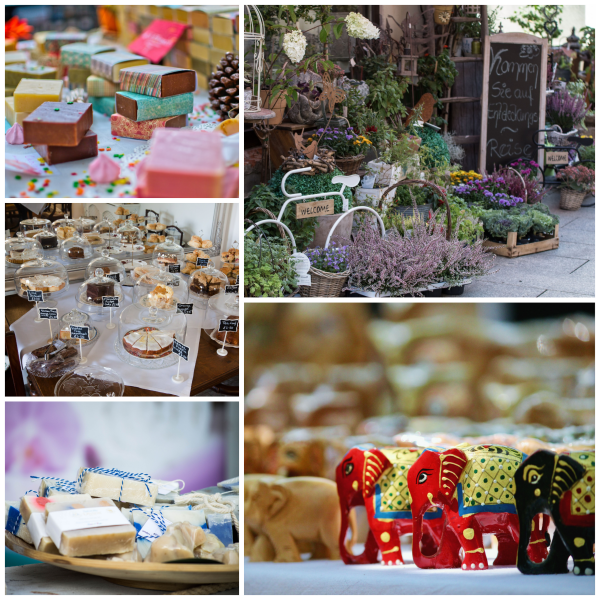 Plant, Craft and Bake Sale