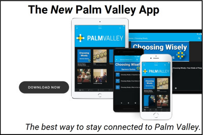 Stay Connected! Download our App.