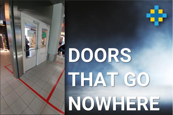 Doors That Go Nowhere