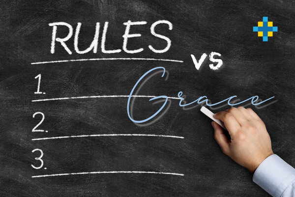 Rules vs Grace